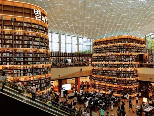 perpustakaan terbesar di asia