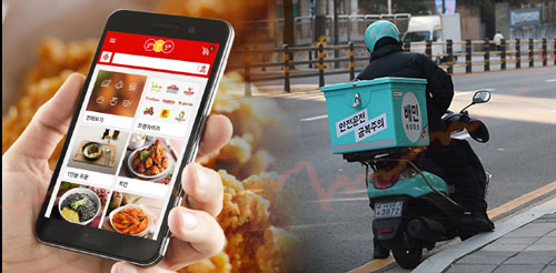 food-delivery-in-korea