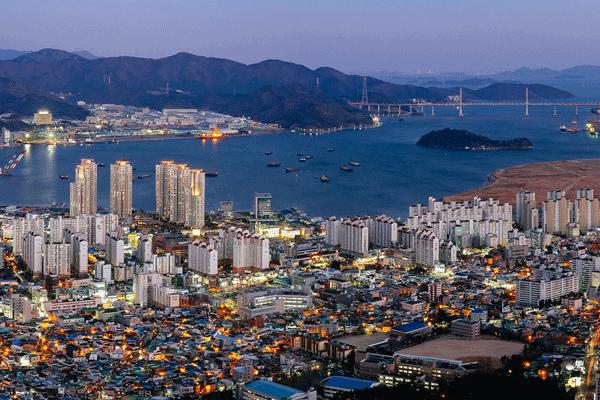 aksen-dialek-korea