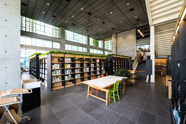 perpustakaan-di-korea